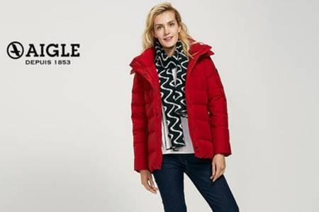 法国AIGLE2020冬季新品上市  让你的严冬温暖治愈又灵动多彩