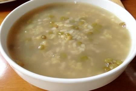 孕妇可以喝绿豆汤吗 吃绿豆粥的功效