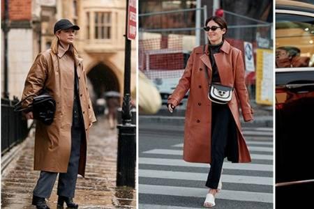 2020秋冬女装6大流行趋势是什么   鲜艳流行色西装自然色调永恒的选择