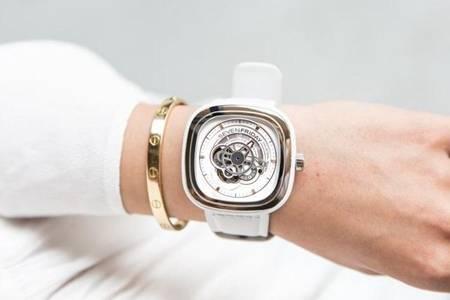 七个星期五是哪国的牌子 Seven Frida手表是什么档次好用吗