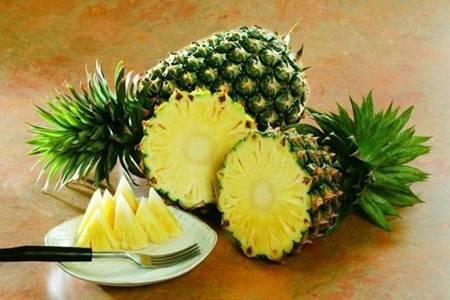 菠萝的功效与作用 吃菠萝的五大好处