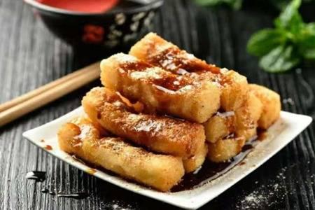 红糖糯米糍粑怎么做好吃 红糖糯米糍粑最简单的做法窍门大全