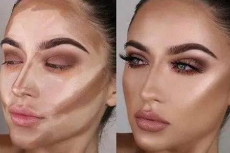 女生打高光和不打高光区别大吗  高光应使用在化妆的哪个步骤