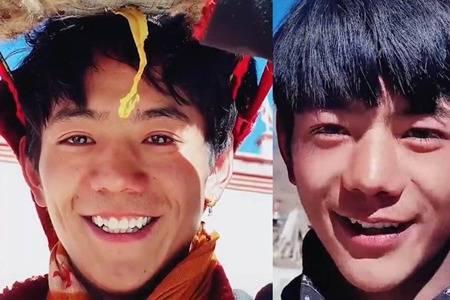 甜野男孩丁真登上日本电视新闻  人民日报:喧嚣时代珍视丁真们的纯真