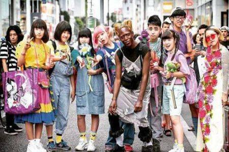 原宿风和涩谷风的区别 原宿风是什么意思如何穿衣搭配