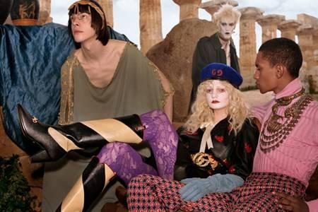 GUCCI2020假日献礼全新上市  奢侈时尚闪耀派对尽在古驰