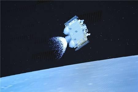 嫦娥五号返程,嫦娥五号实现中国首次地外天体起飞