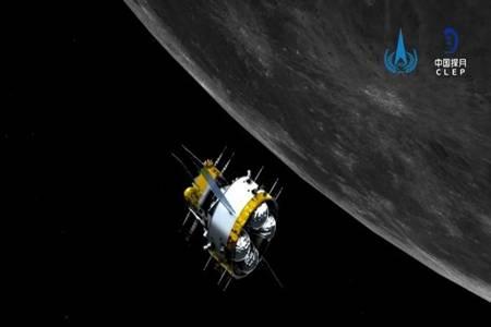 嫦娥五号完成交会对接,并完成样品在轨转移