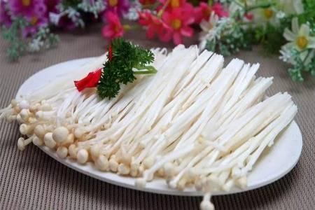 金针菇怎么做好吃?金针菇的家常做法大全
