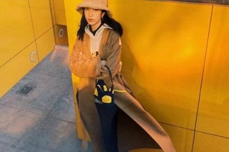 女生冬季穿搭该怎么选择服装  宋妍霏周冬雨徐梦洁时尚穿搭推荐