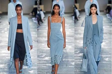 2021时尚女装流行趋势 春夏女装醒目亮色核心色彩