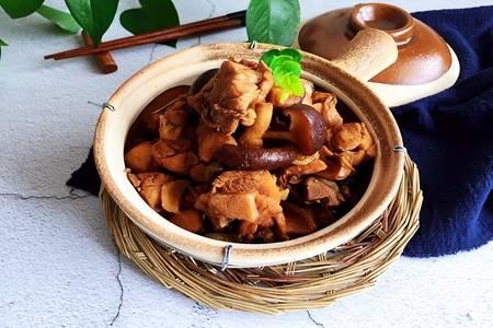 香菇怎么做最好吃?香菇炖鸡的做法