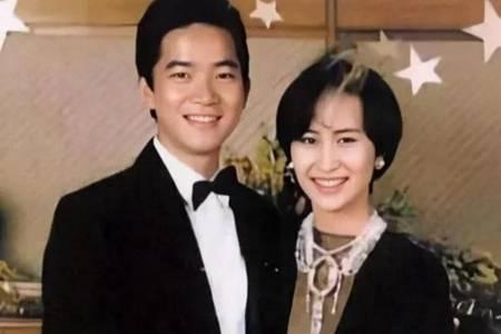 何超琼有过几段感情 旧爱陈百强去世28年她为何没再婚