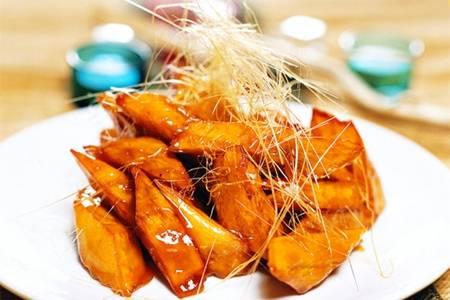 拔丝红薯的做法 男女老少都爱吃的拔丝甜红薯简单家常做法