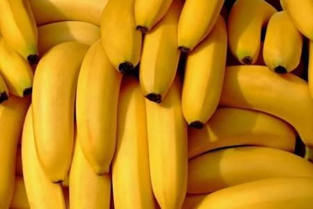 香蕉的功效与作用 经常吃香蕉对身体的好处