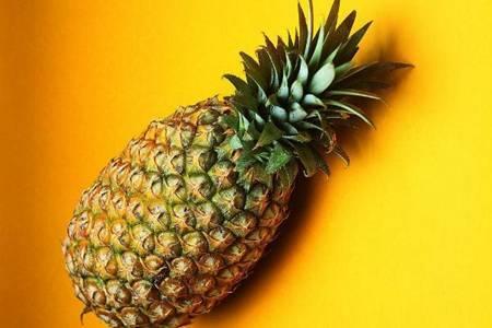 菠萝的功效与作用都有哪些 新鲜菠萝的营养价值介绍
