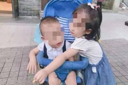 姐弟俩坠亡生父涉故意杀人被捕 网友破口大骂简直丧心病狂