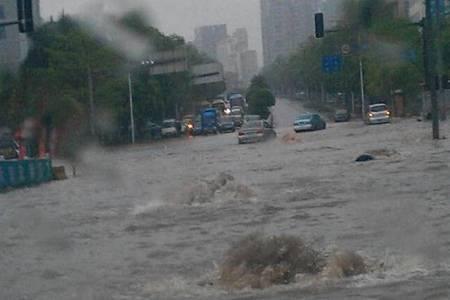 河南郑州暴雨内涝原因是什么 天灾还是海绵城市失效