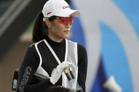 国家飞碟射击队魏萌个人资料简介 东京奥运会女子双向飞碟获得铜牌