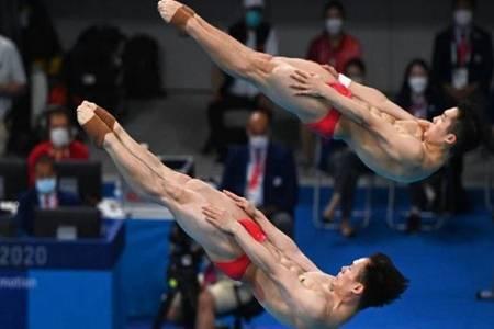 奥运冠军谢思埸王宗源资料简介 神同步跳水获男子双人3米板金牌