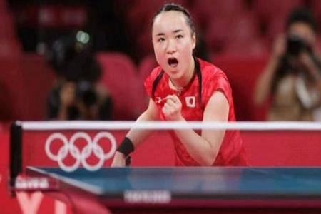 伊藤美诚晋级乒乓球女单4强 世界排名超中国选手孙颖莎排第二