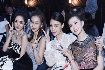 明星人气榜2021投票 杨幂赵丽颖刘亦菲佟丽娅谁是你心中的女神