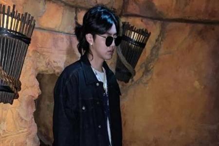 吴亦凡被批捕都美竹子拍手叫好 律师称无法保释5年牢狱刑期没得跑