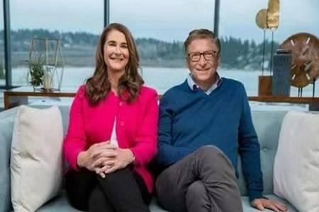比尔盖茨夫妇正式离婚 往后余生愿各自安好