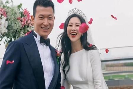朱珠个人资料顺利产女 老公晒女儿正脸照继承母亲大酒窝