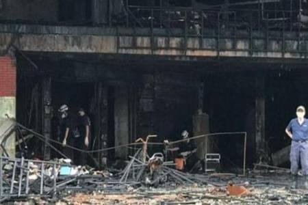 台湾高雄大楼火灾已致46死 火灾蔓延途径有哪些对人有什么危害